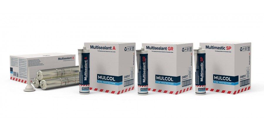 Multisealant GR, Multimastic SP & Multisealant A