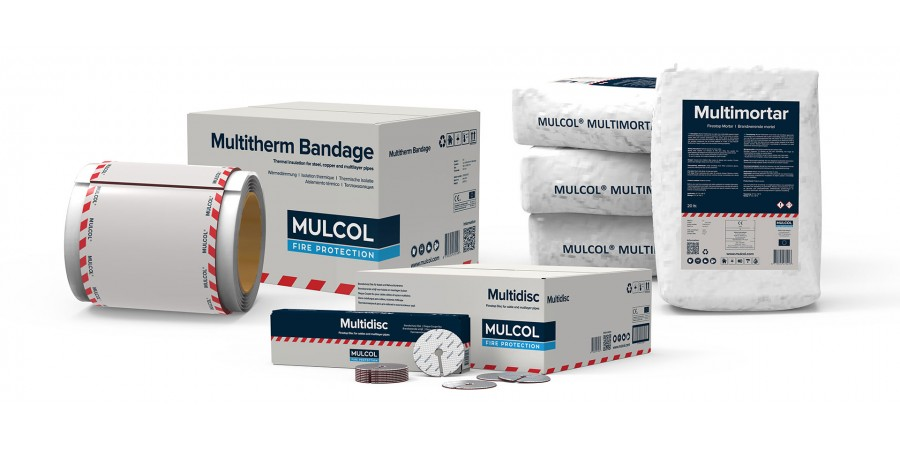 Multitherm Bandage, Multidisc & Multimortar